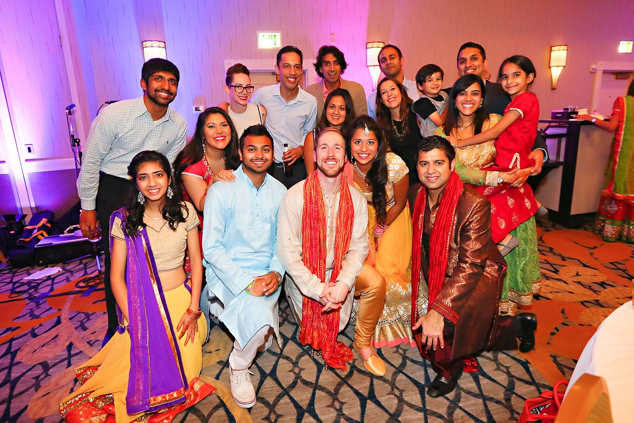 nina ryan indian wedding sangeet 233