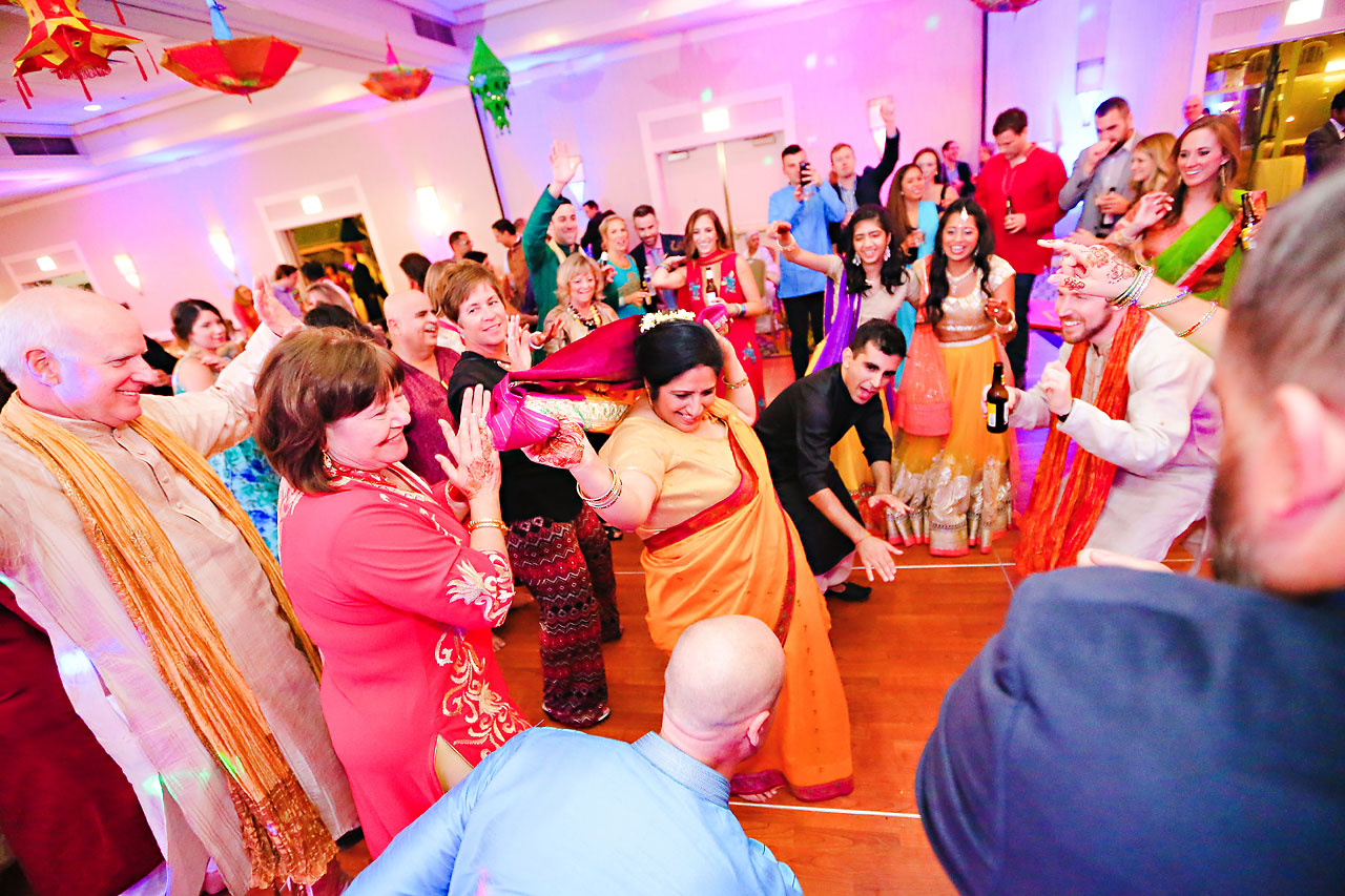nina ryan indian wedding sangeet 232