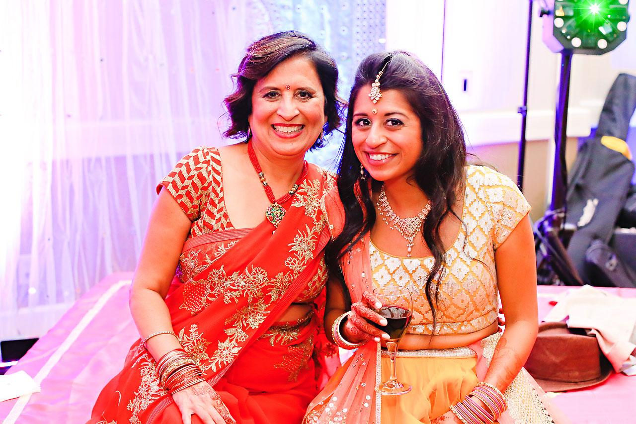 nina ryan indian wedding sangeet 230