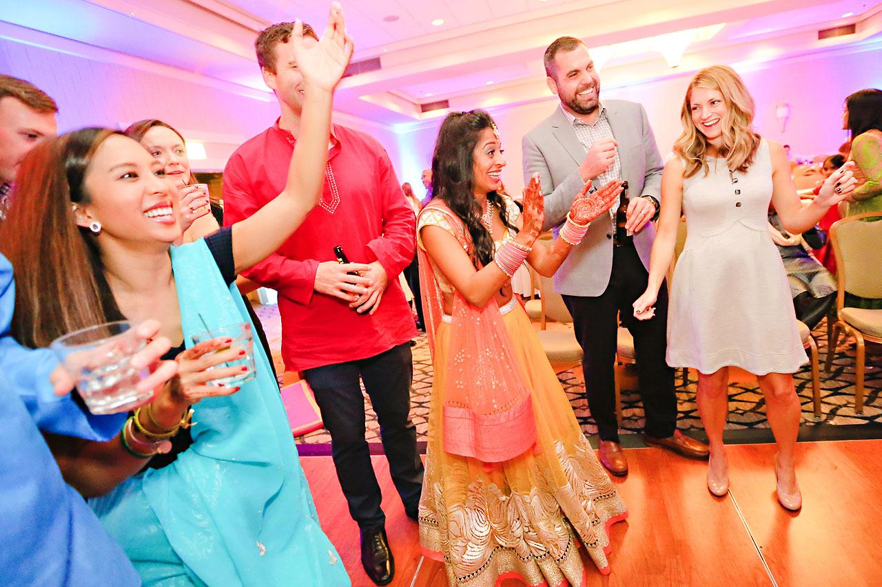 nina ryan indian wedding sangeet 231