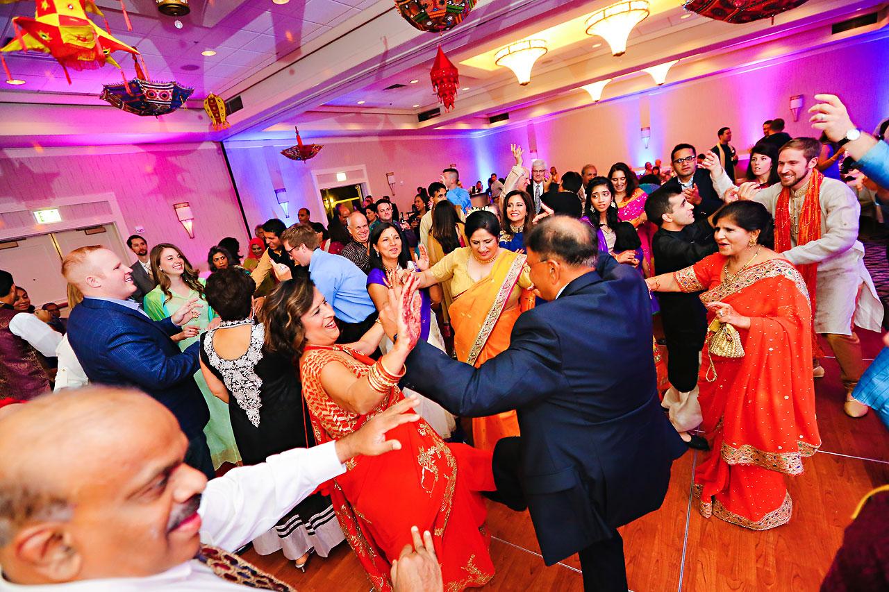 nina ryan indian wedding sangeet 227
