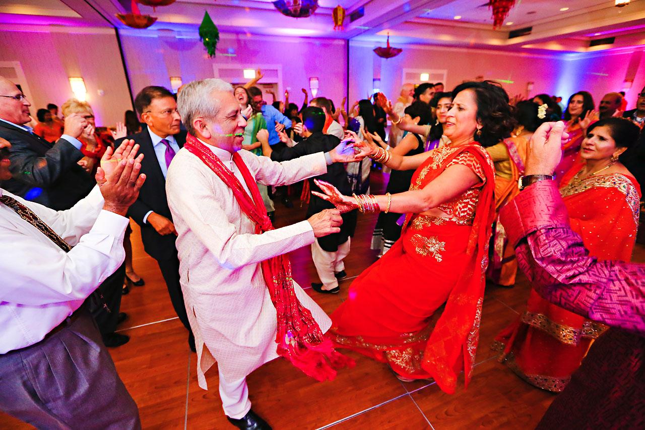 nina ryan indian wedding sangeet 228