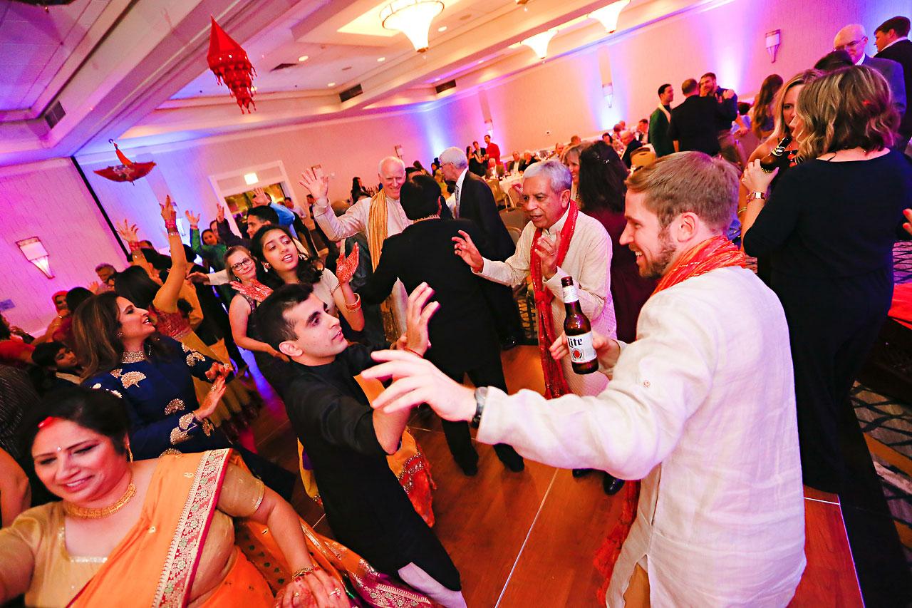 nina ryan indian wedding sangeet 226