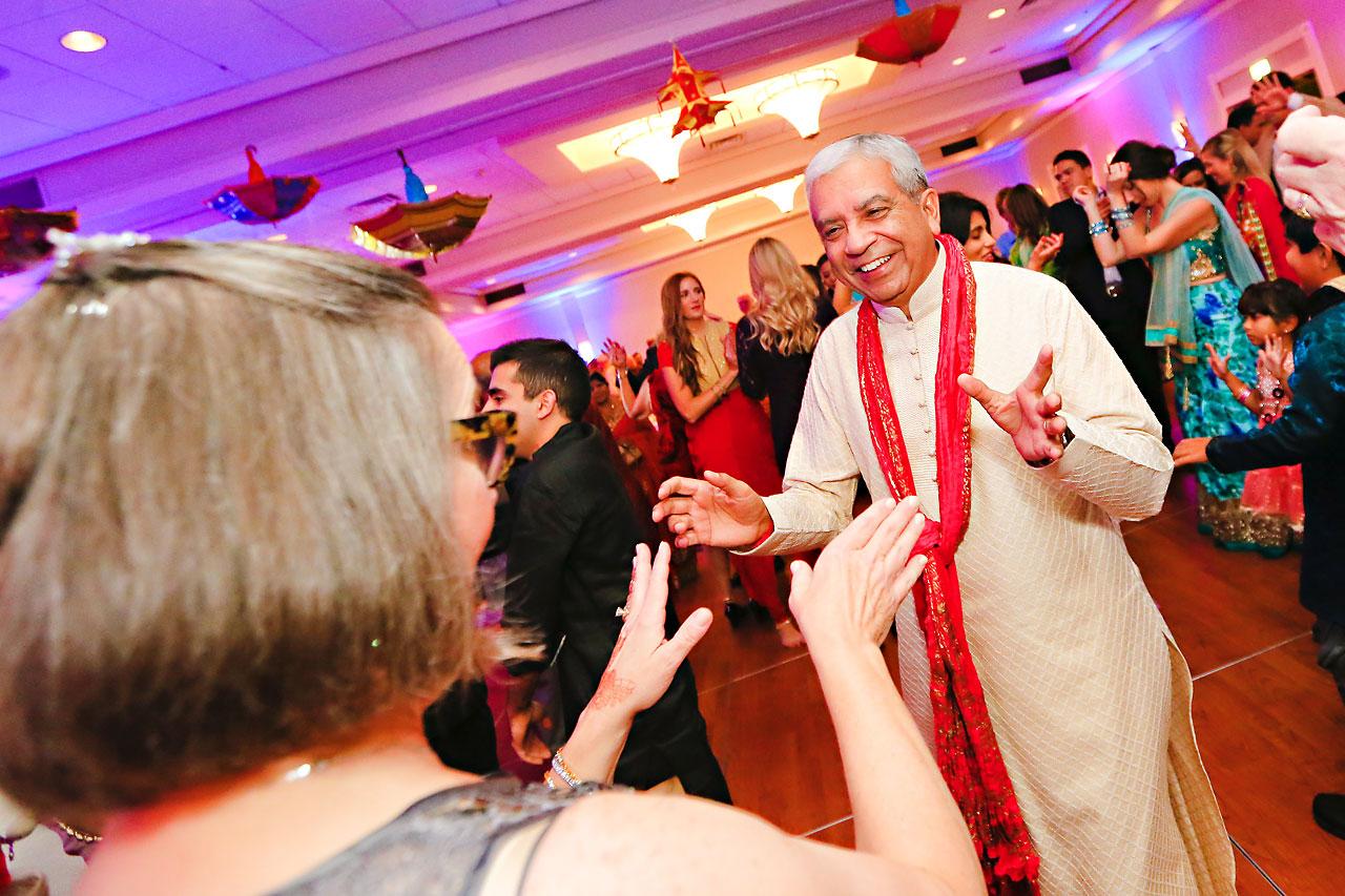 nina ryan indian wedding sangeet 222