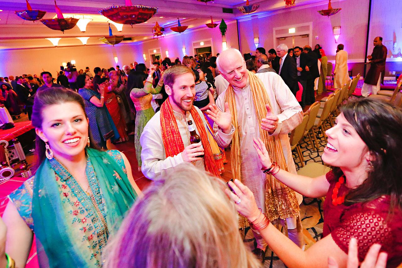 nina ryan indian wedding sangeet 223