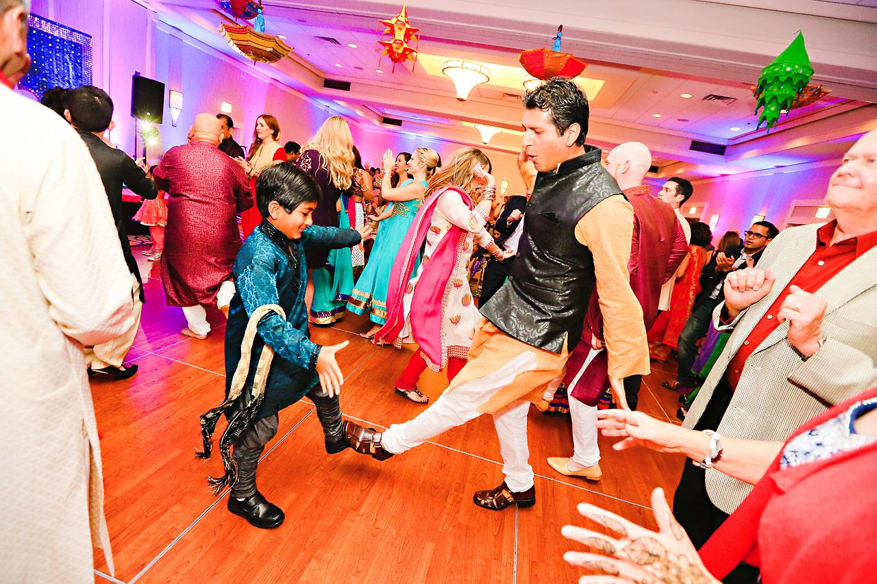 nina ryan indian wedding sangeet 221