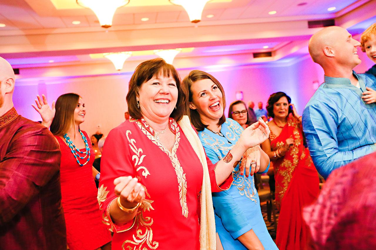 nina ryan indian wedding sangeet 218