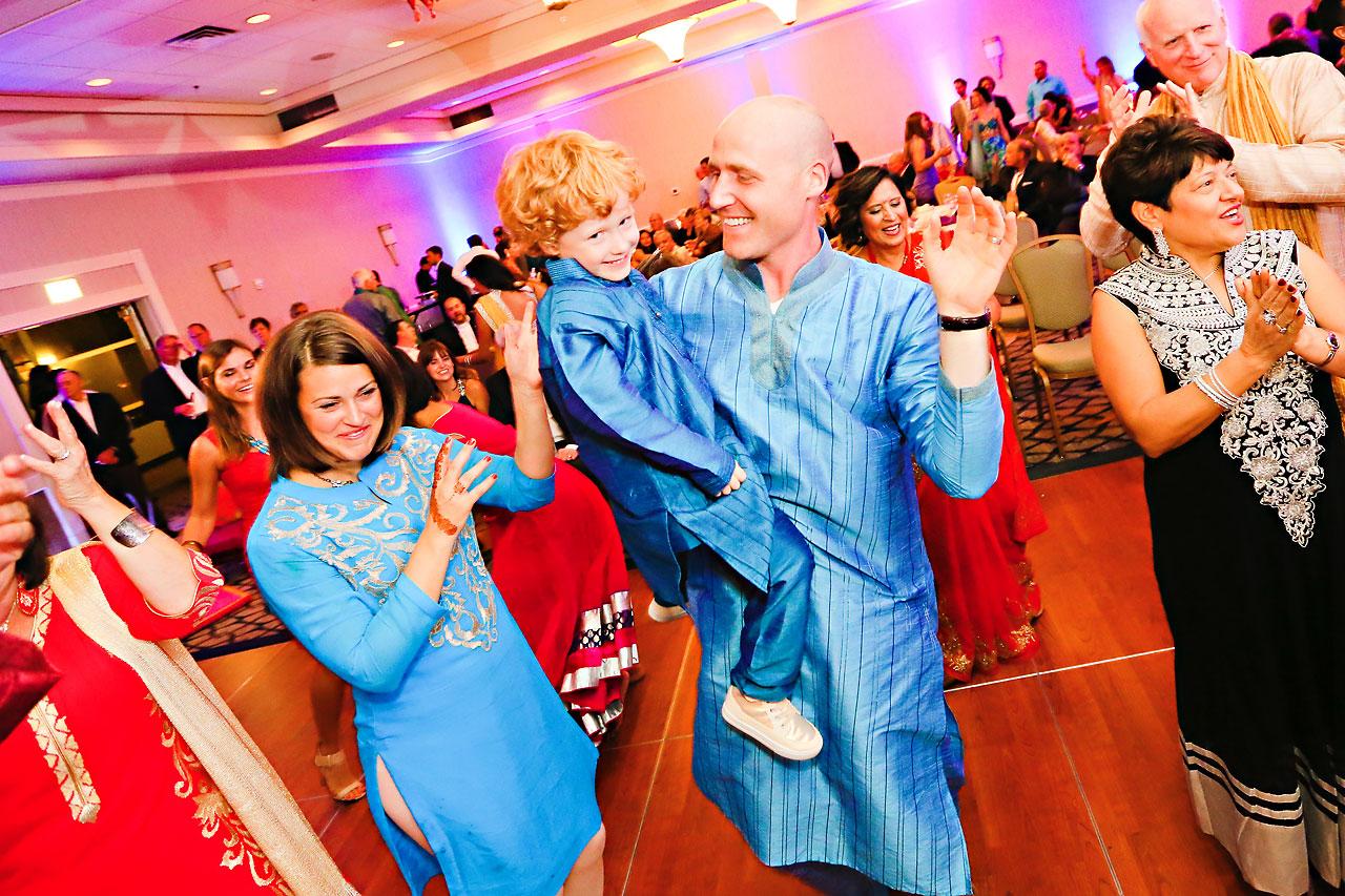 nina ryan indian wedding sangeet 217