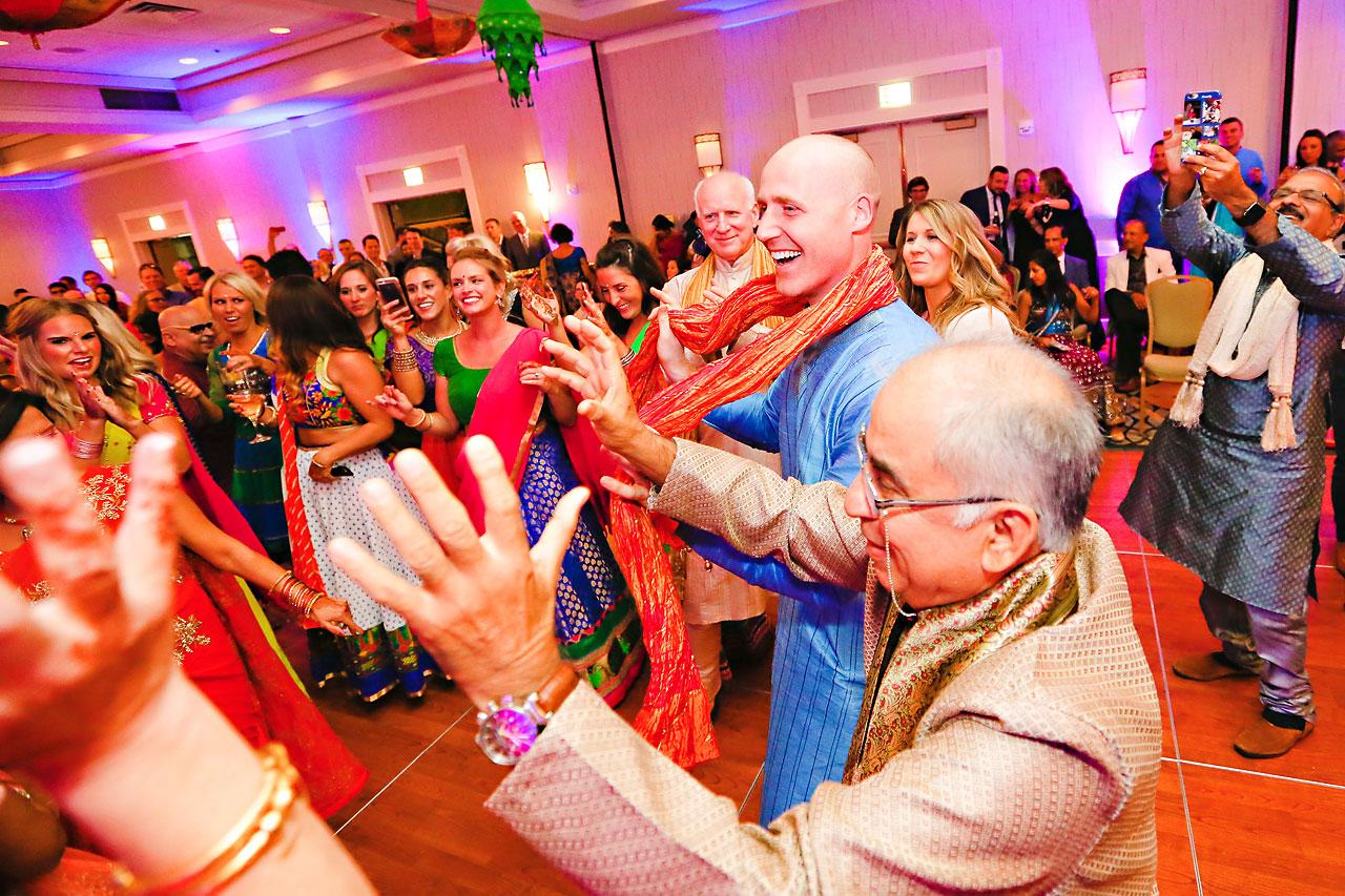 nina ryan indian wedding sangeet 213