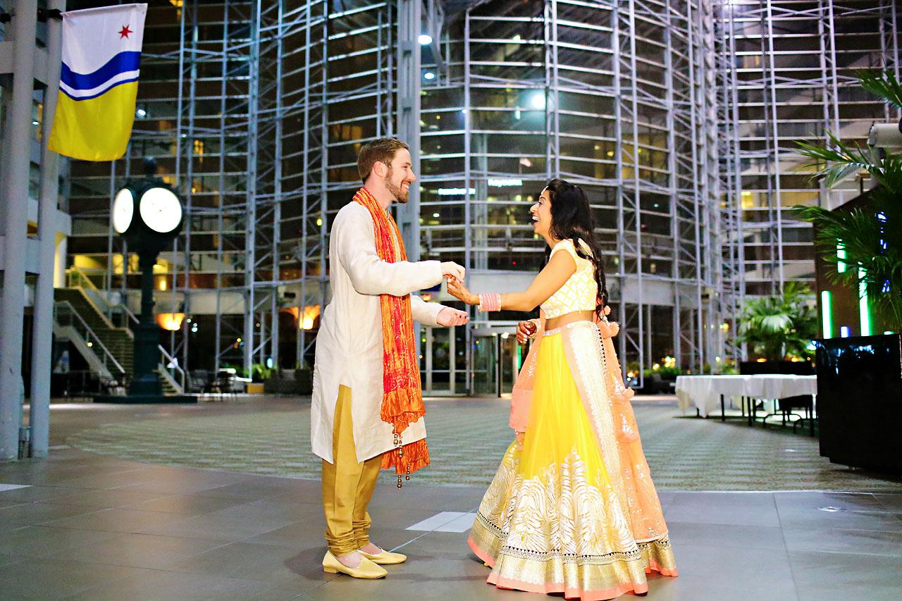 nina ryan indian wedding sangeet 209