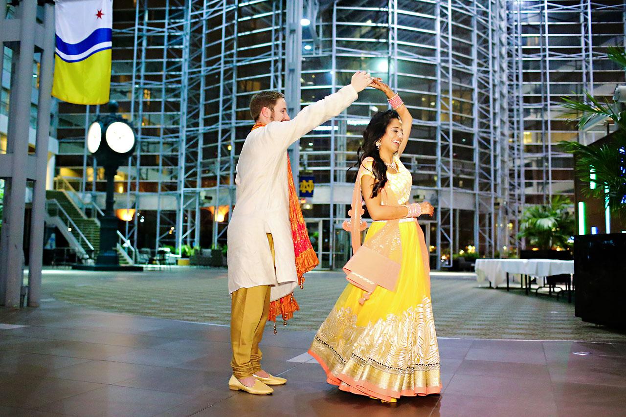 nina ryan indian wedding sangeet 210