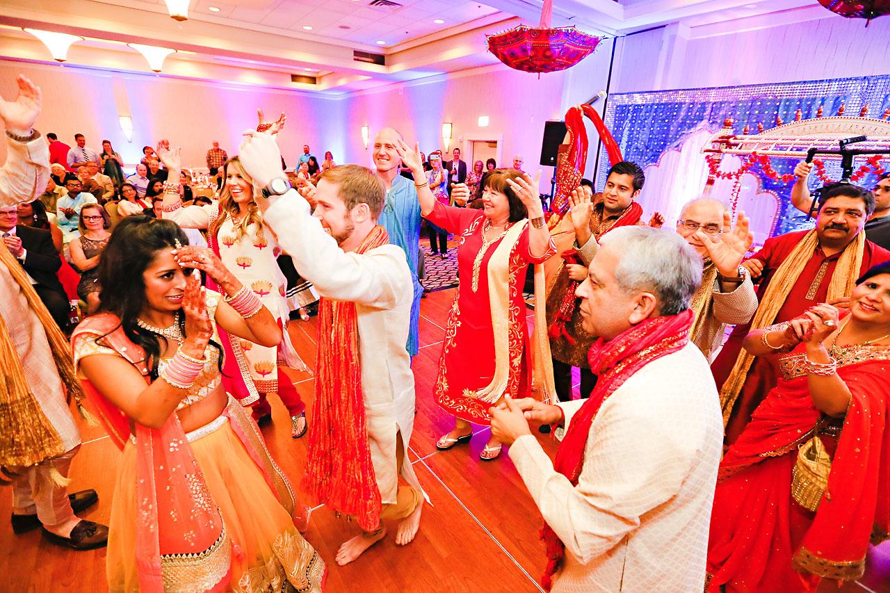 nina ryan indian wedding sangeet 211