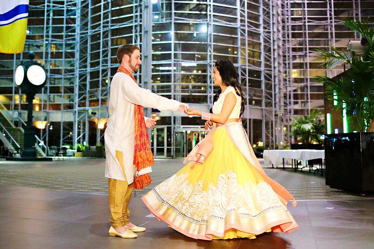 nina ryan indian wedding sangeet 207