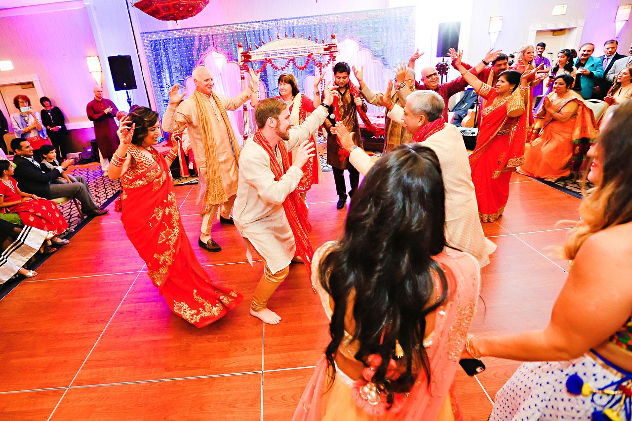 nina ryan indian wedding sangeet 202