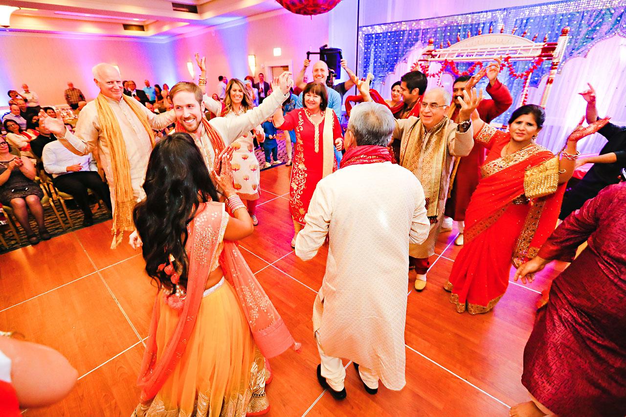 nina ryan indian wedding sangeet 203