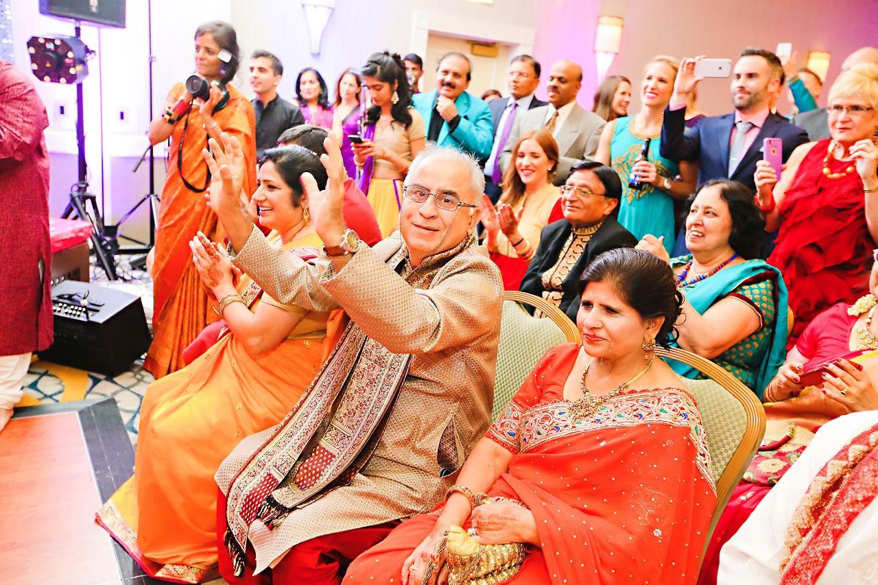 nina ryan indian wedding sangeet 201