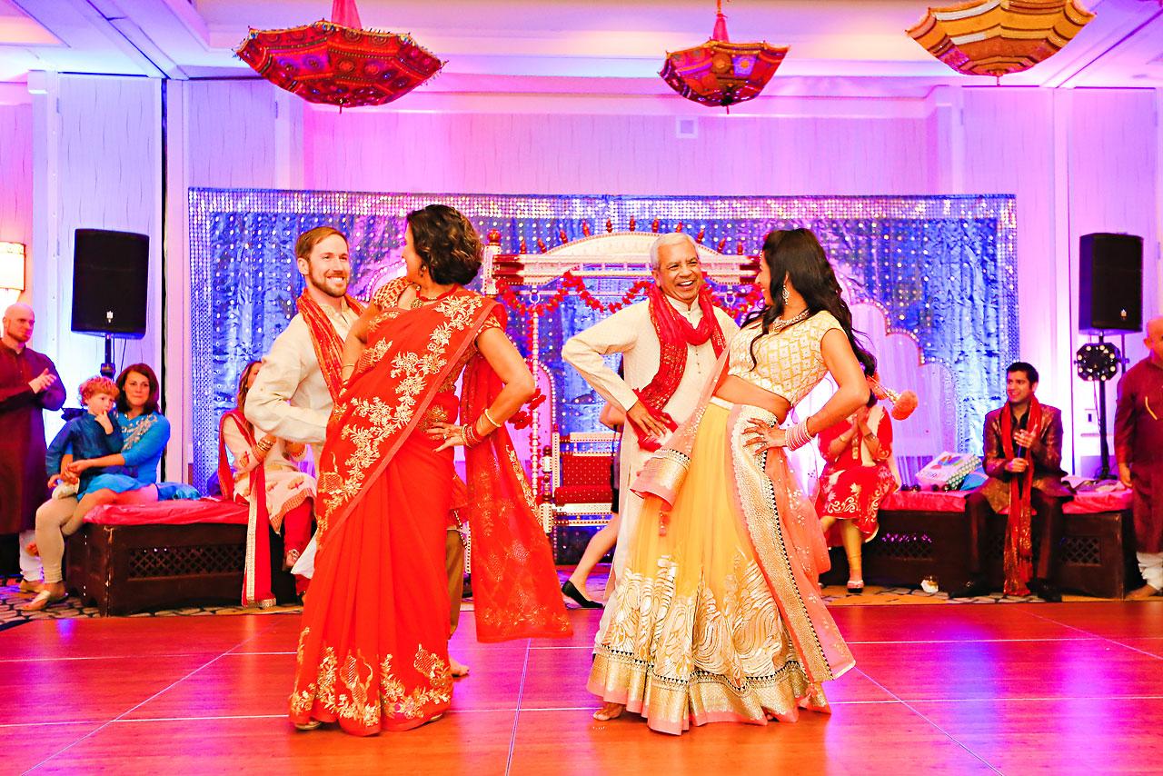nina ryan indian wedding sangeet 198