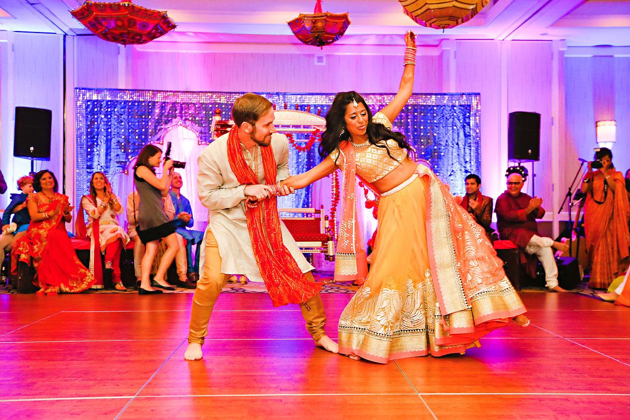 nina ryan indian wedding sangeet 192