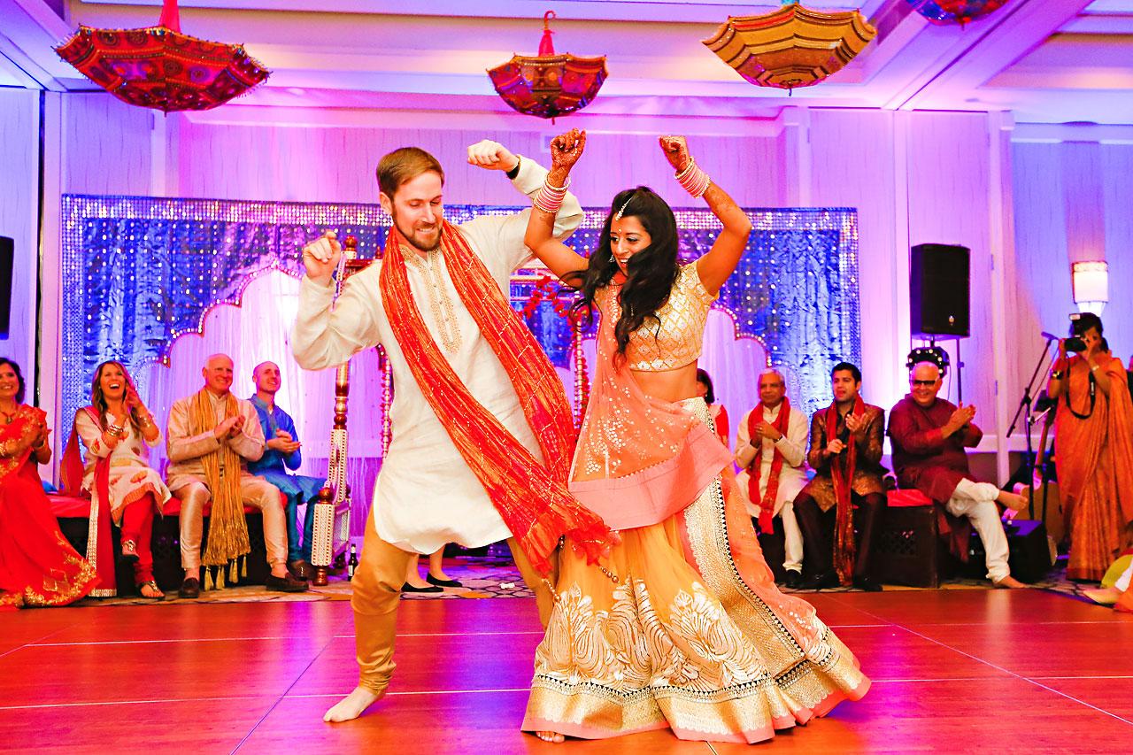 nina ryan indian wedding sangeet 193