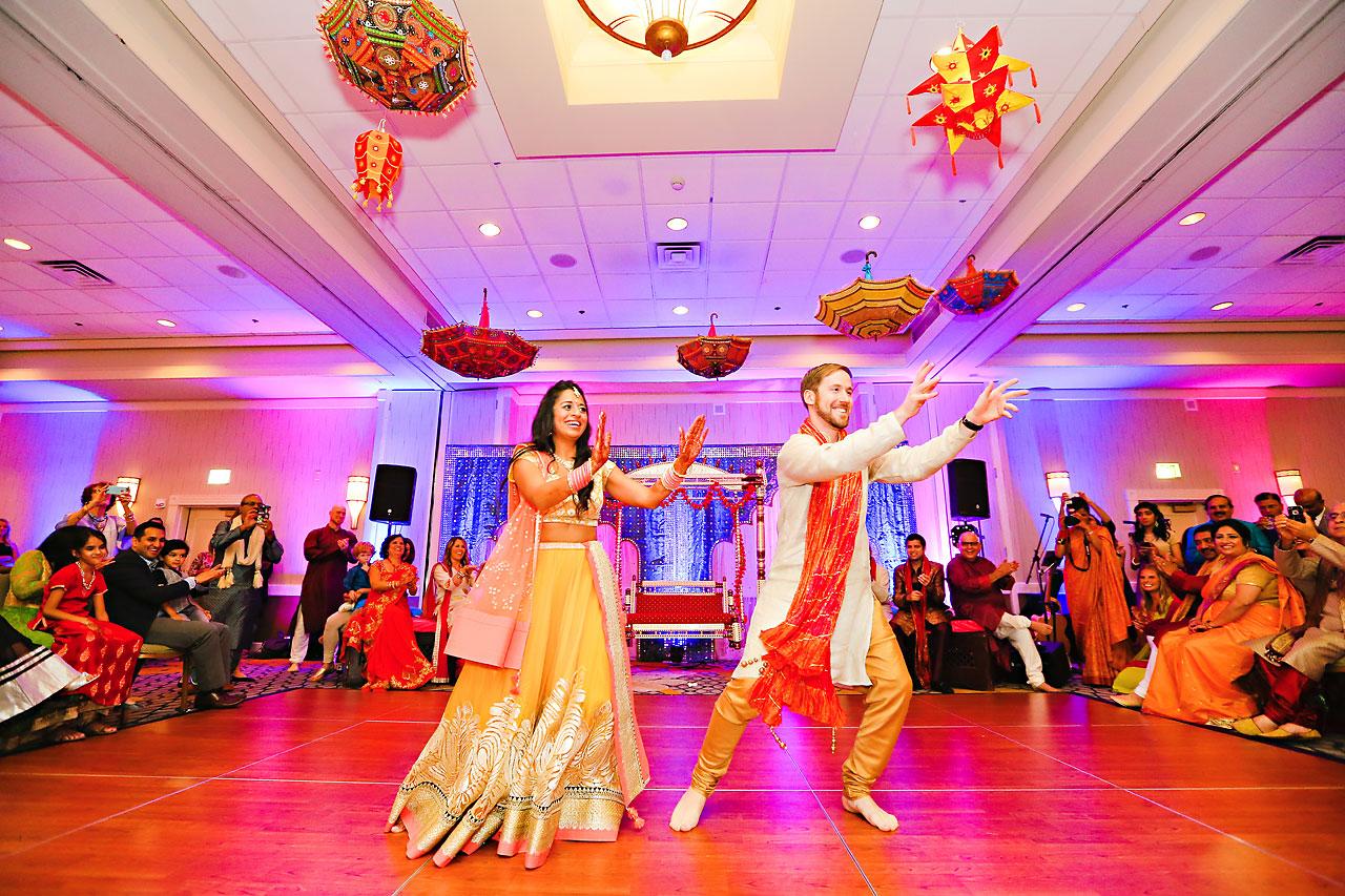 nina ryan indian wedding sangeet 191