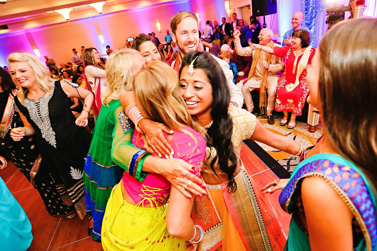 nina ryan indian wedding sangeet 187