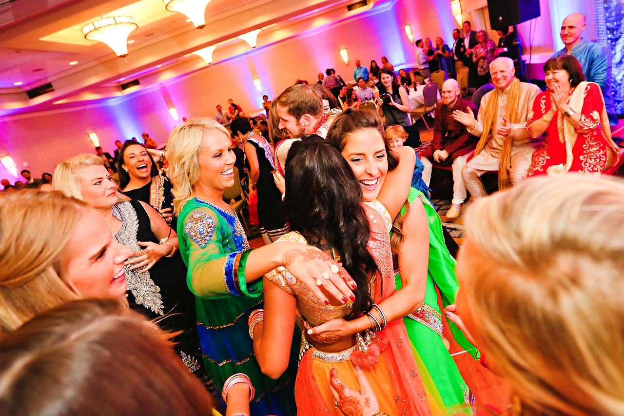 nina ryan indian wedding sangeet 188