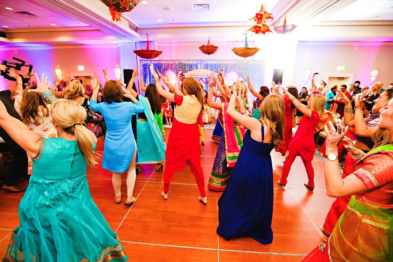 nina ryan indian wedding sangeet 184