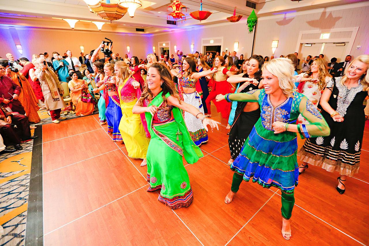 nina ryan indian wedding sangeet 183