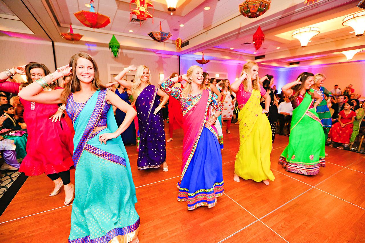nina ryan indian wedding sangeet 180