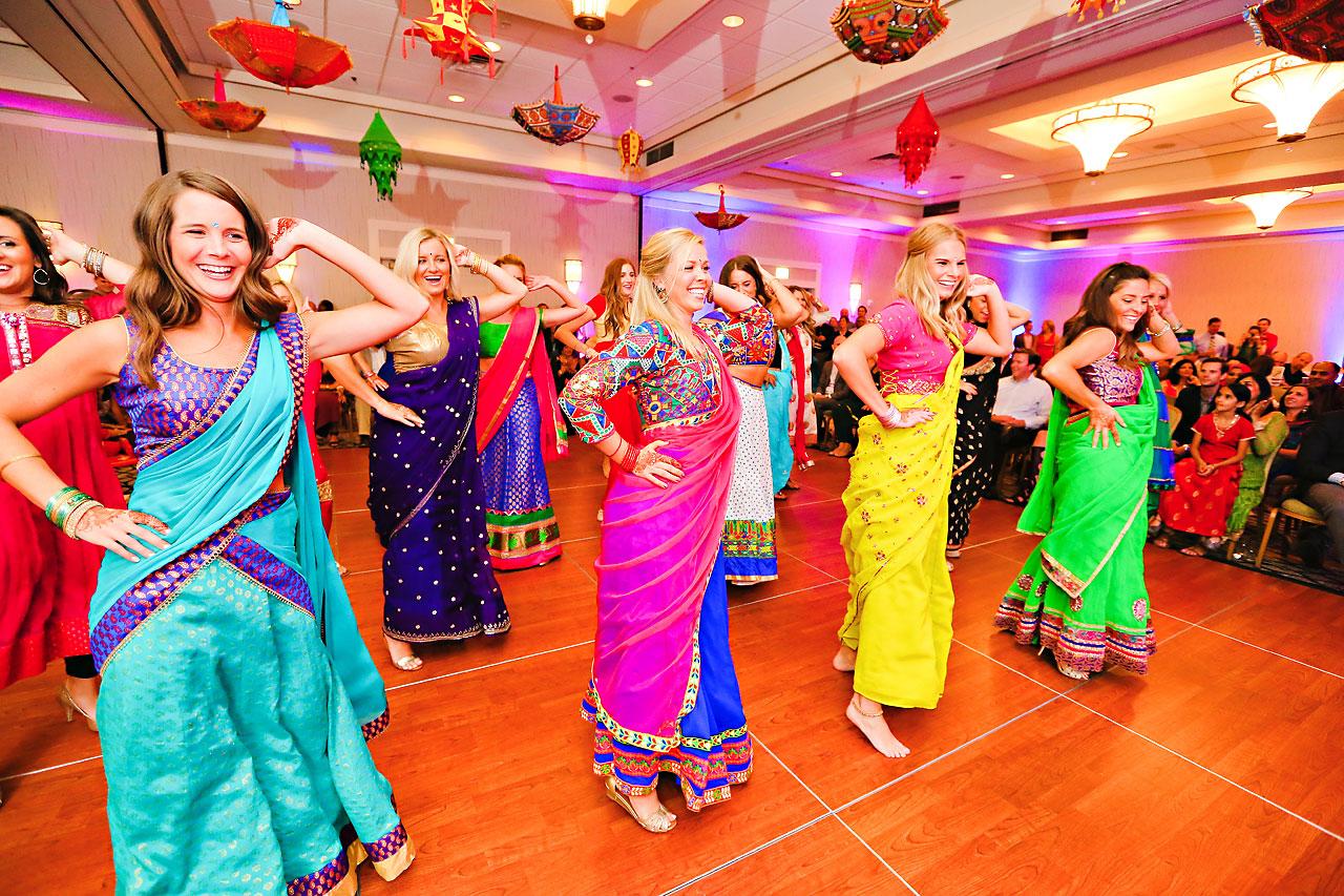 nina ryan indian wedding sangeet 181