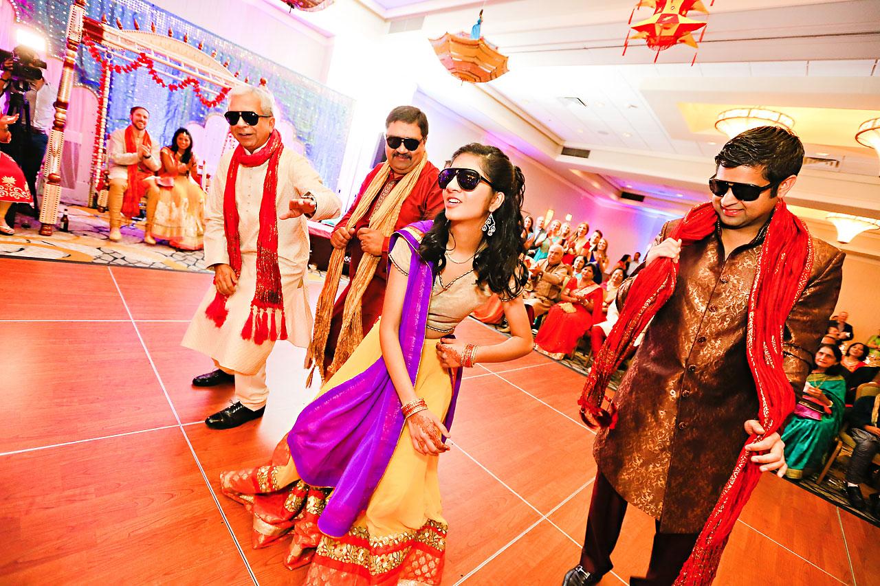 nina ryan indian wedding sangeet 178