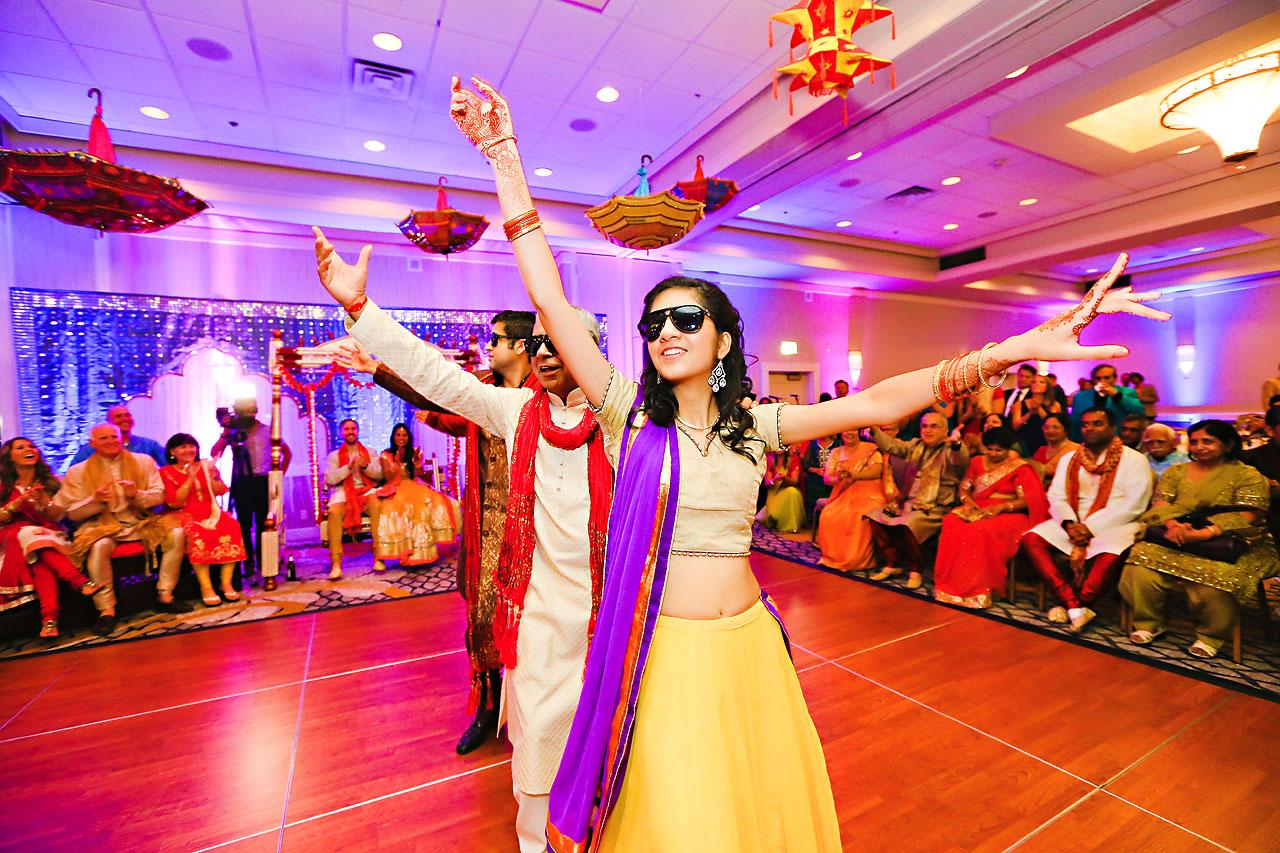 nina ryan indian wedding sangeet 175