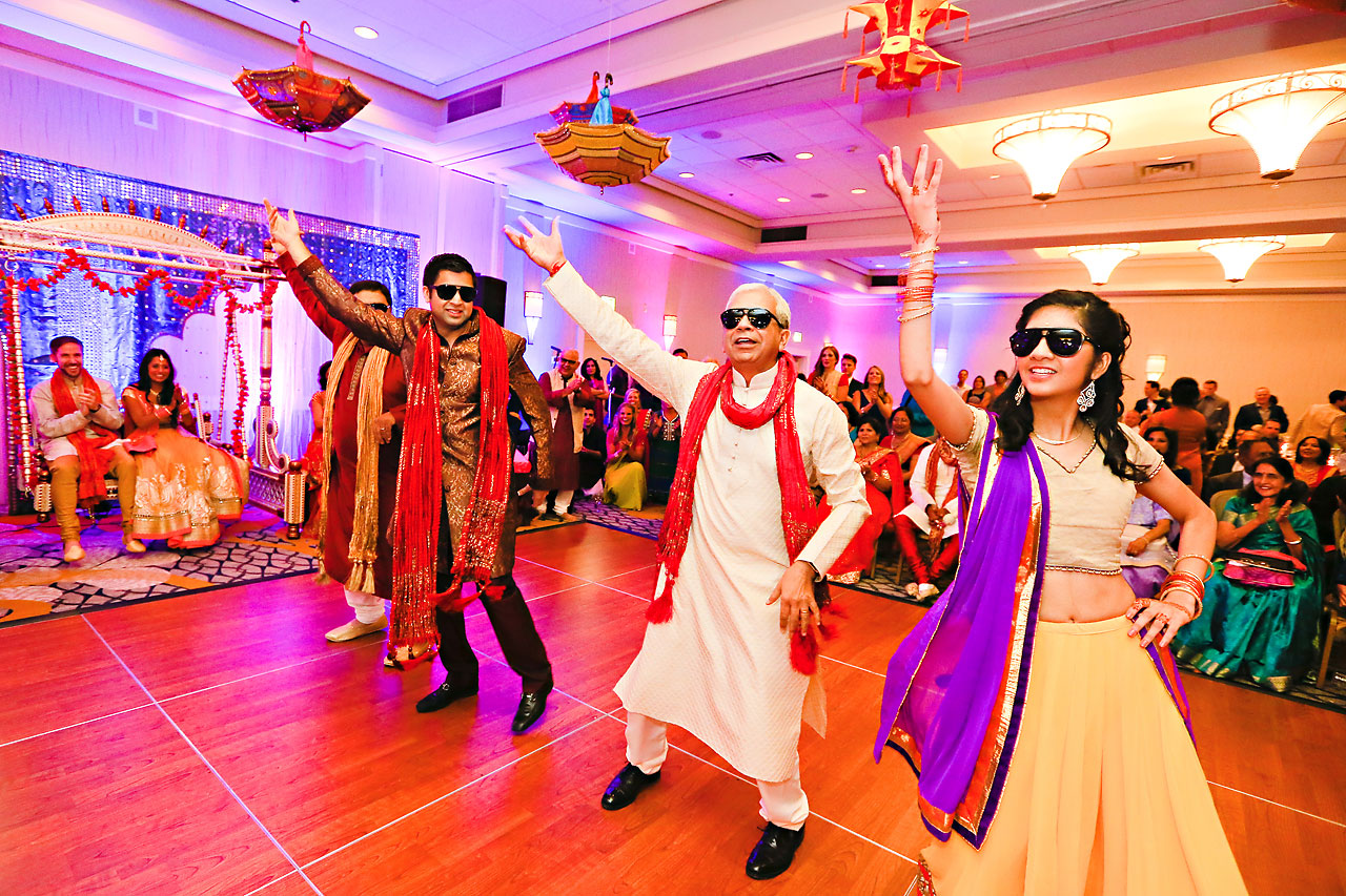 nina ryan indian wedding sangeet 176