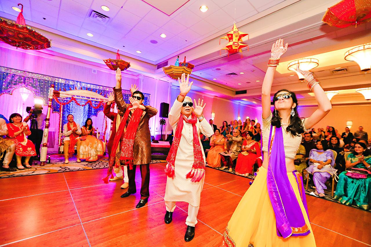 nina ryan indian wedding sangeet 177