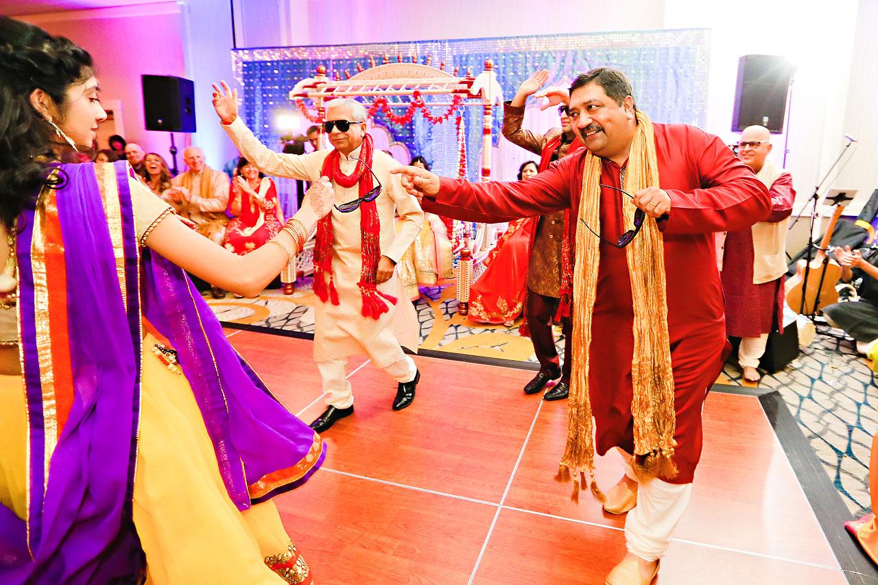 nina ryan indian wedding sangeet 174