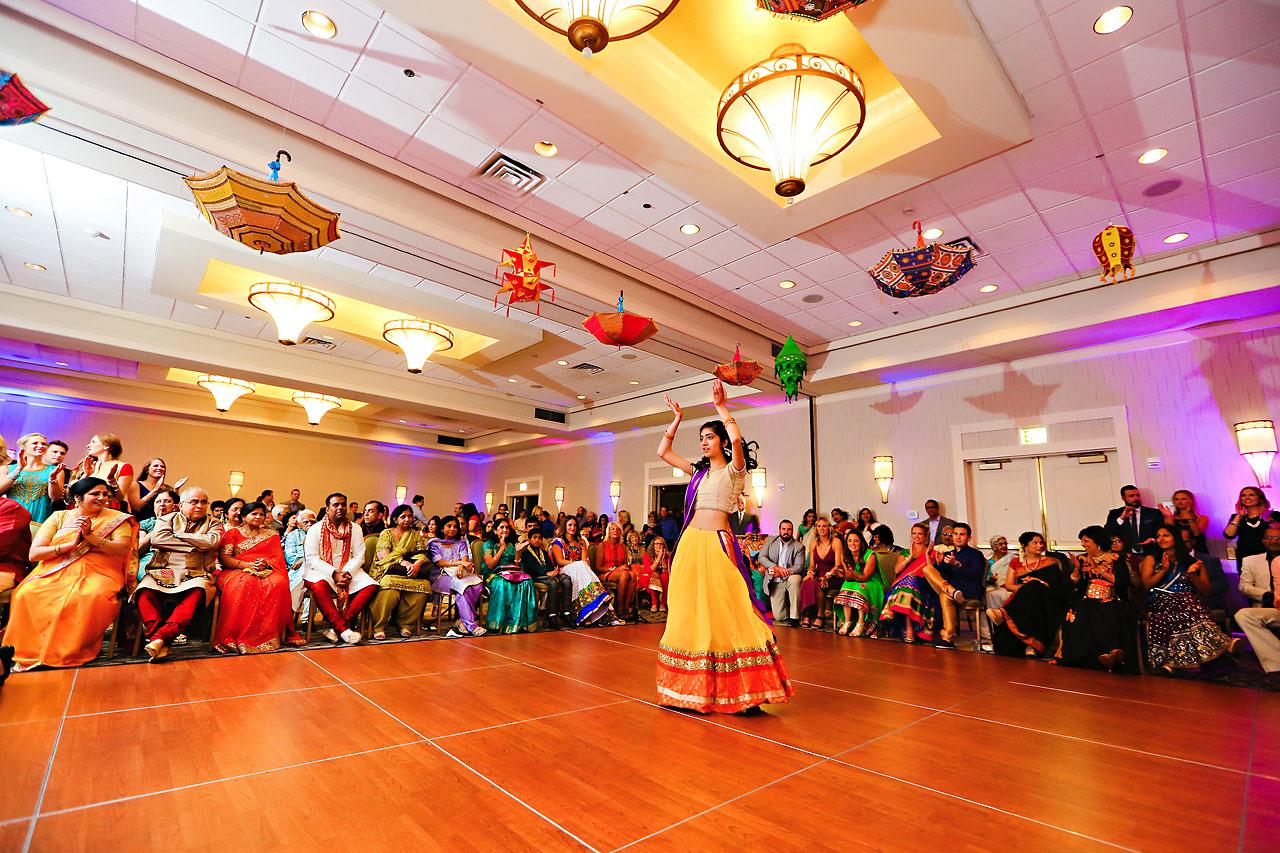 nina ryan indian wedding sangeet 170