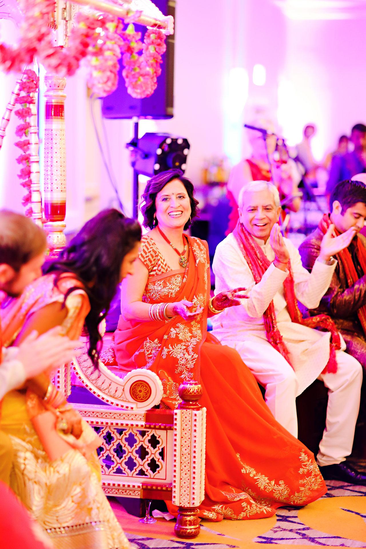 nina ryan indian wedding sangeet 166