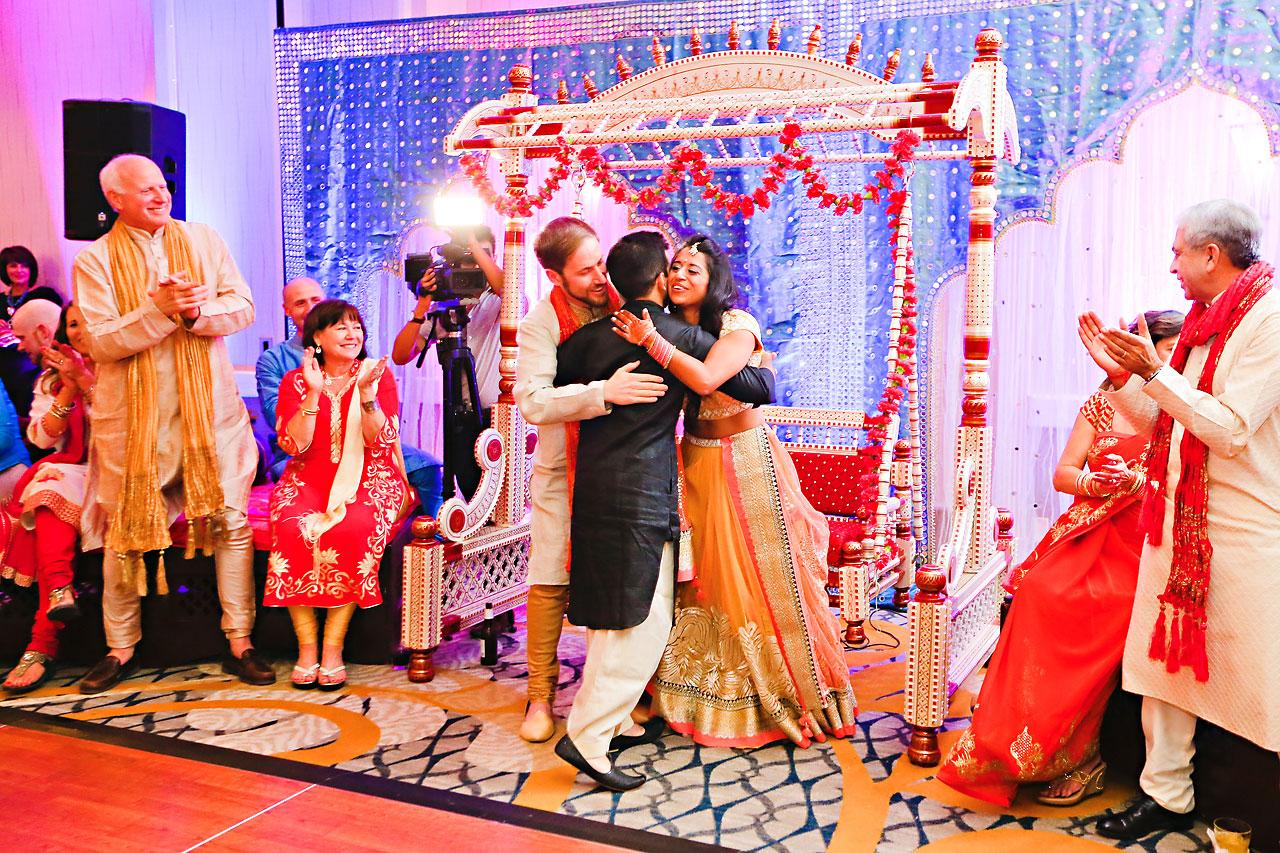 nina ryan indian wedding sangeet 161