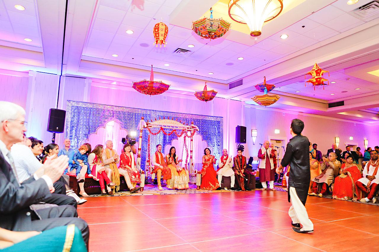 nina ryan indian wedding sangeet 159