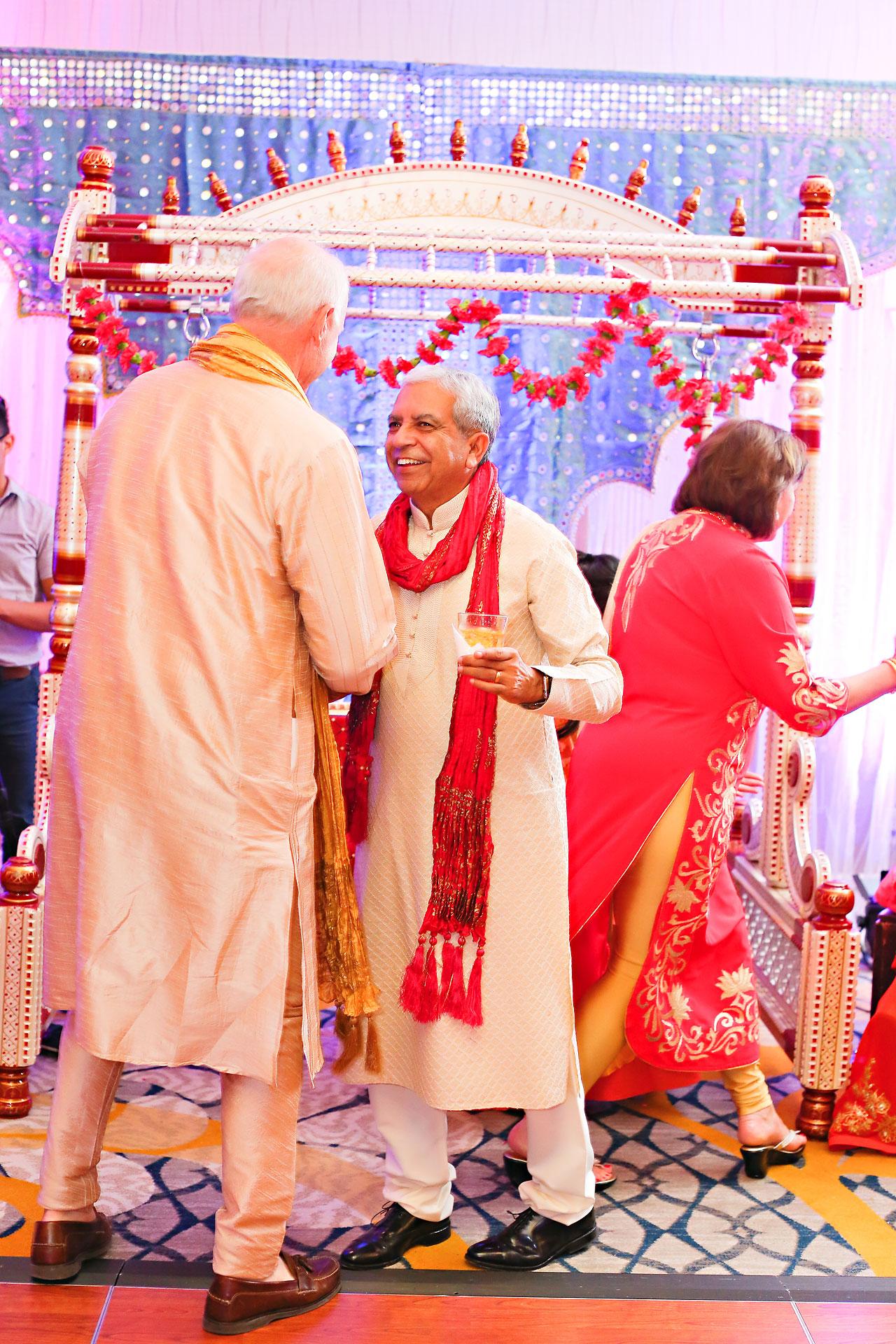 nina ryan indian wedding sangeet 150