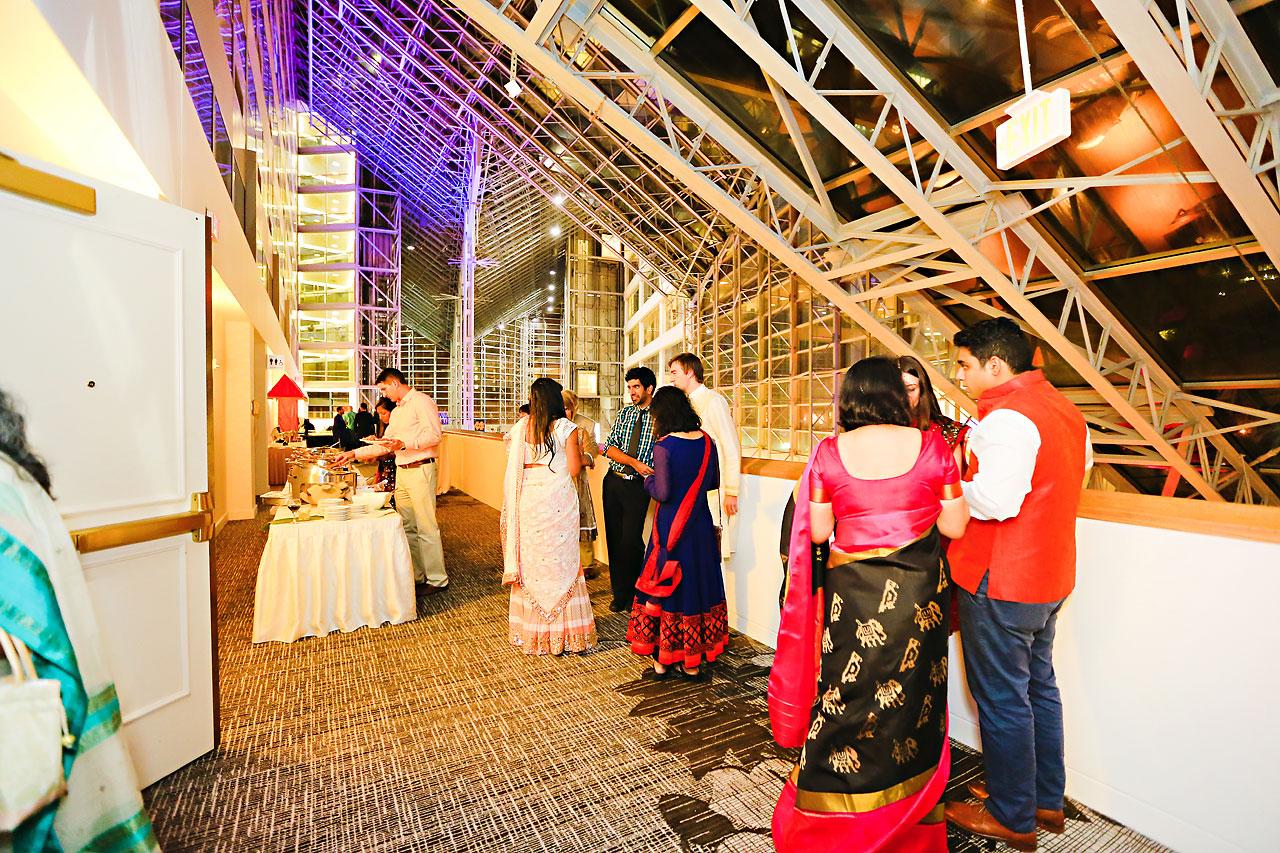 nina ryan indian wedding sangeet 147