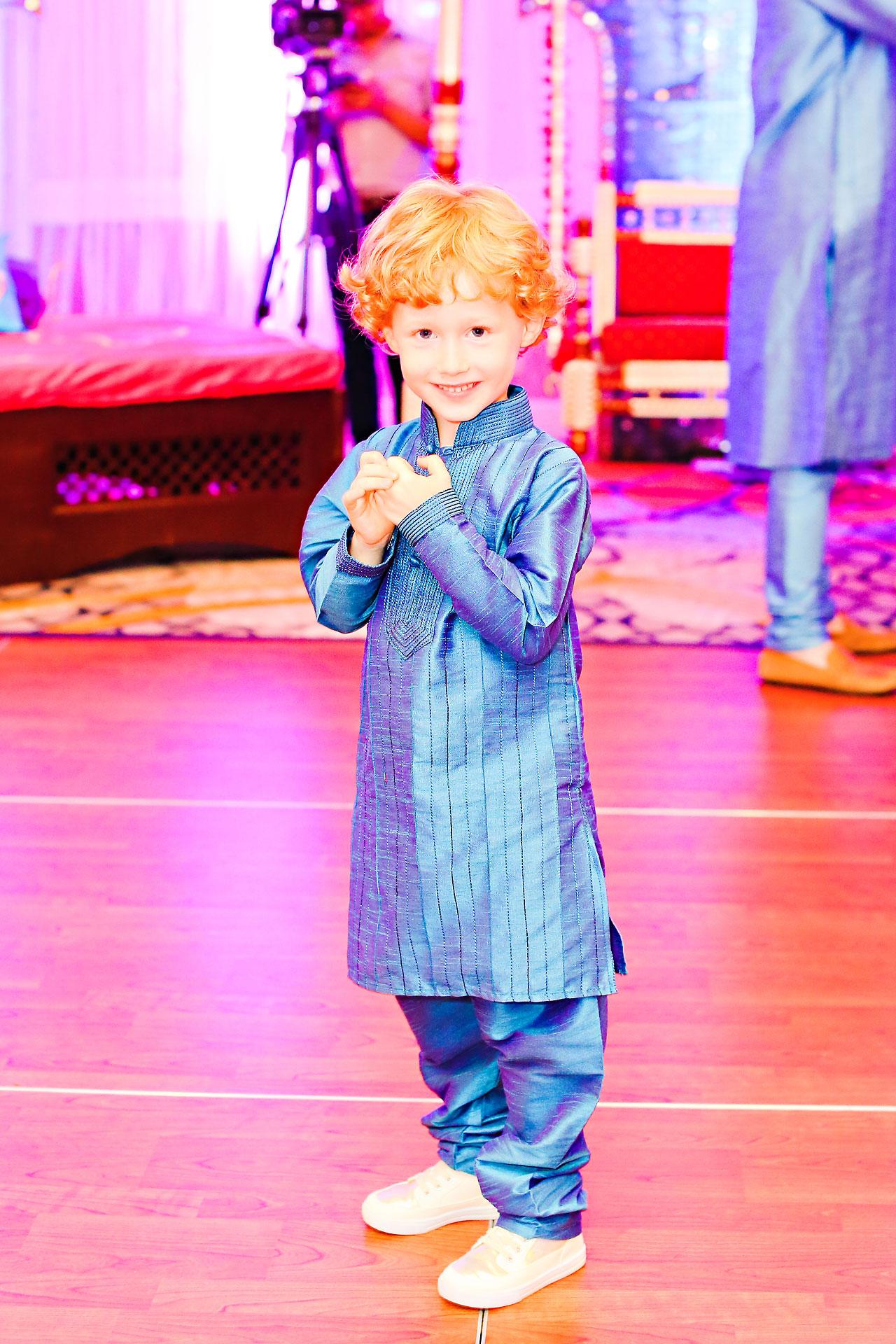 nina ryan indian wedding sangeet 139