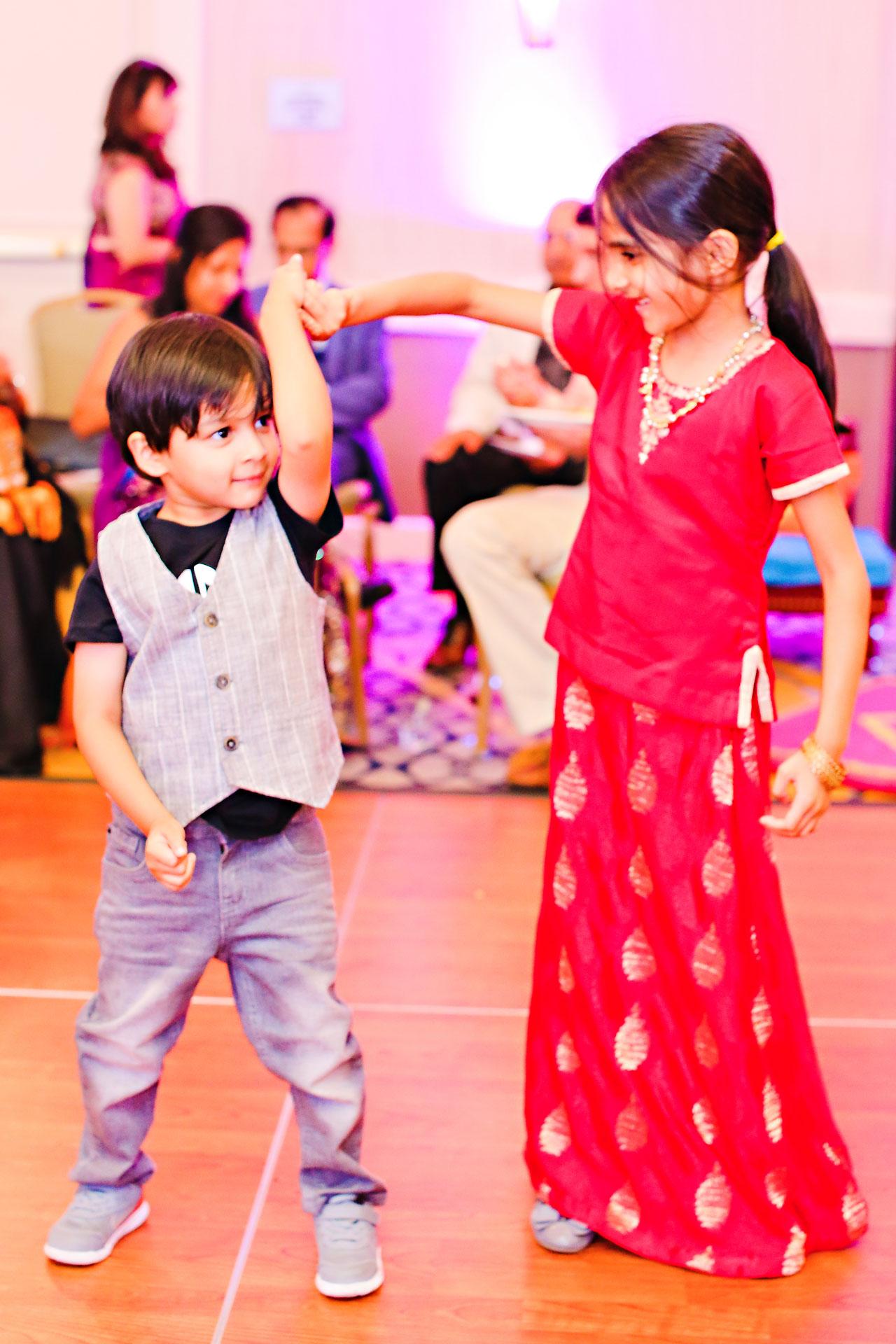 nina ryan indian wedding sangeet 140