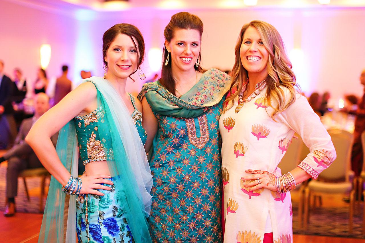 nina ryan indian wedding sangeet 141