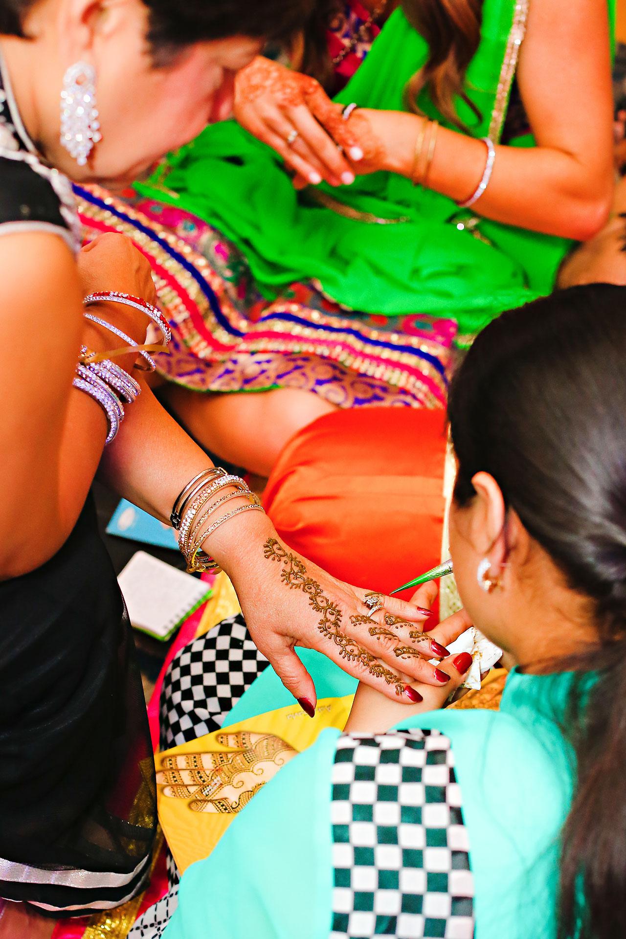 nina ryan indian wedding sangeet 129