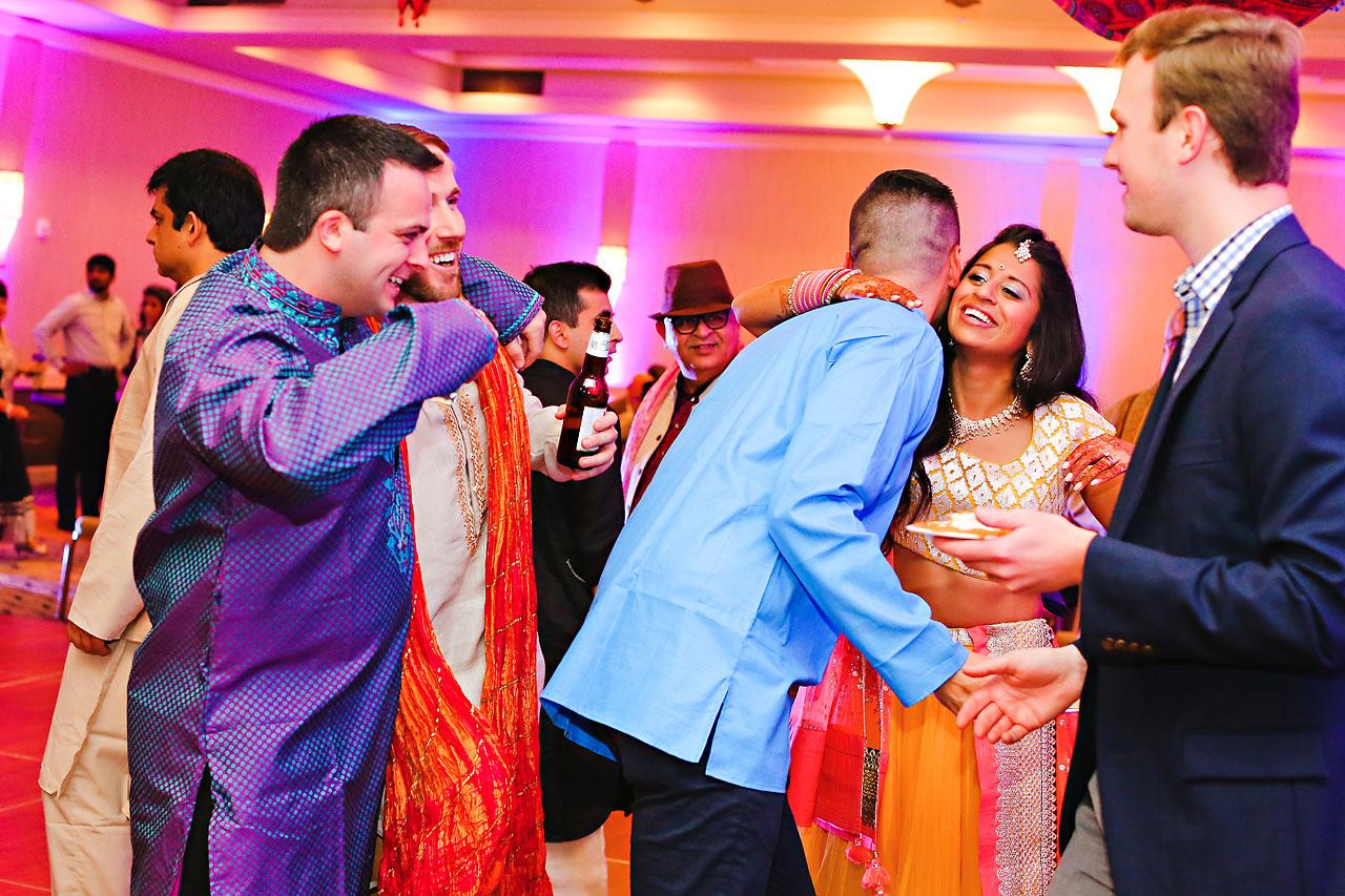 nina ryan indian wedding sangeet 124