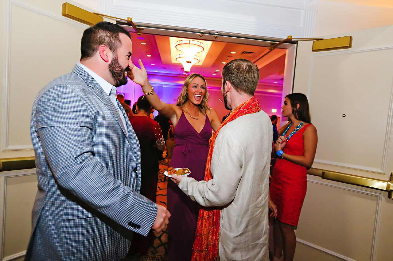 nina ryan indian wedding sangeet 122