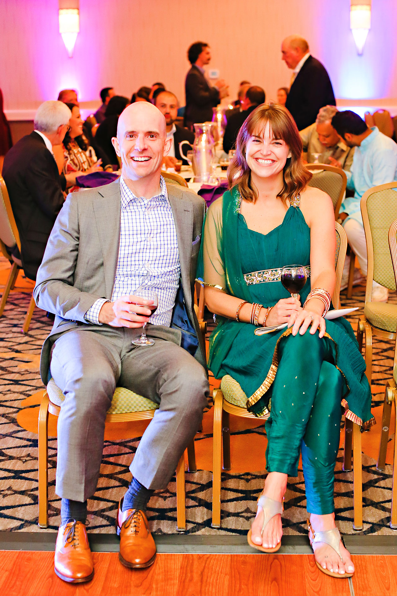 nina ryan indian wedding sangeet 119