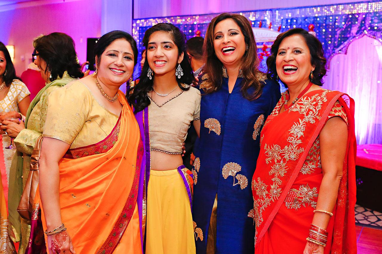 nina ryan indian wedding sangeet 115