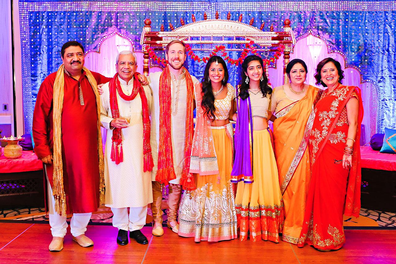 nina ryan indian wedding sangeet 107